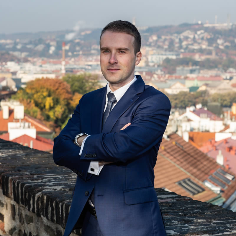Ondřej Jašek - attorney at law