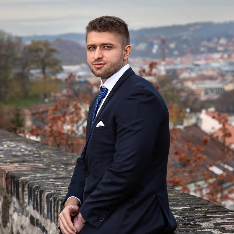 Miroslav Uldrich - právní asistent