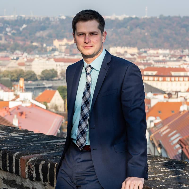 Petr Jahodář - advokátní koncipient